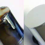 Welded and Polished Core