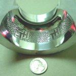 Laser Textured Cavity