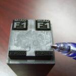 Laser Engaved Graphite Electrode